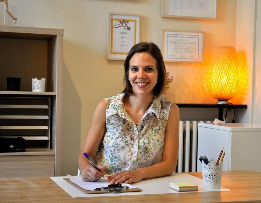 Stephanie Lardans quiropractica