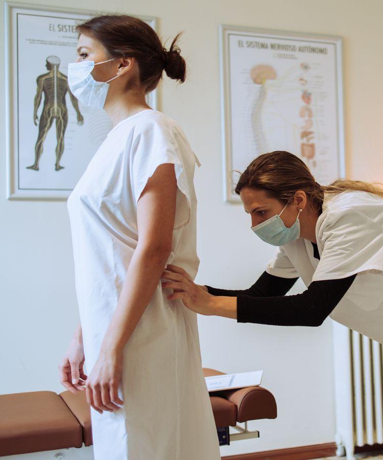 primer ajuste quiropractico